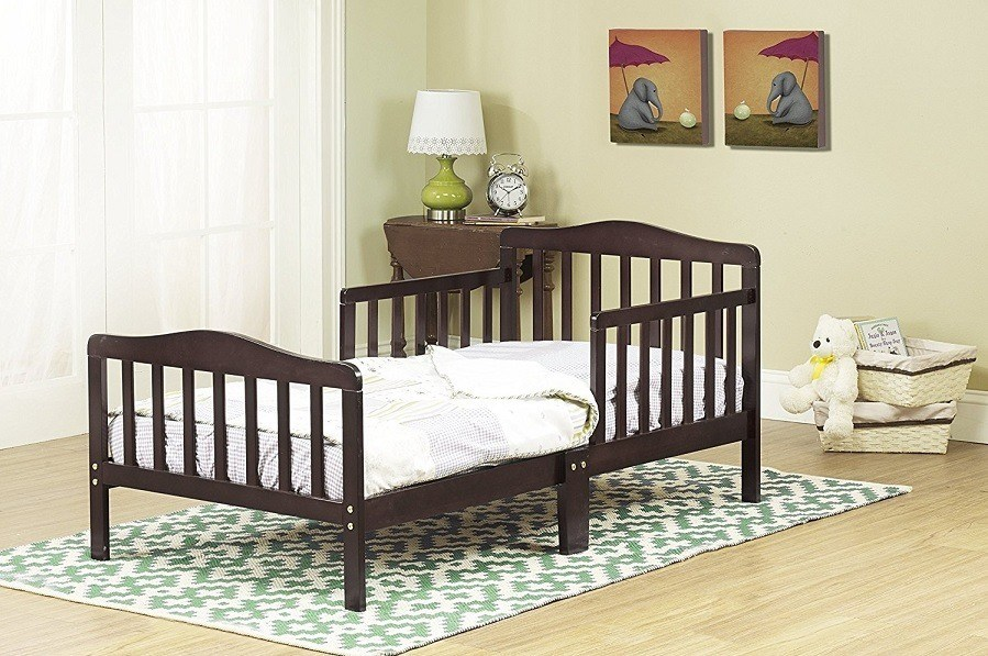 Orbelle 3-6T Toddler Bed Review